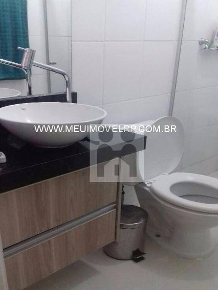 Apartamento Residencial À Venda, Vila Pompéia, Ribeirão Preto - Ap0661. - Ap0661