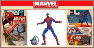 Marvel Universe Spiderman Swargento!