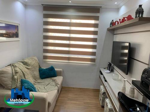 Apartamento À Venda, 45 M² Por R$ 255.000,00 - Ponte Grande - Guarulhos/sp - Ap1318