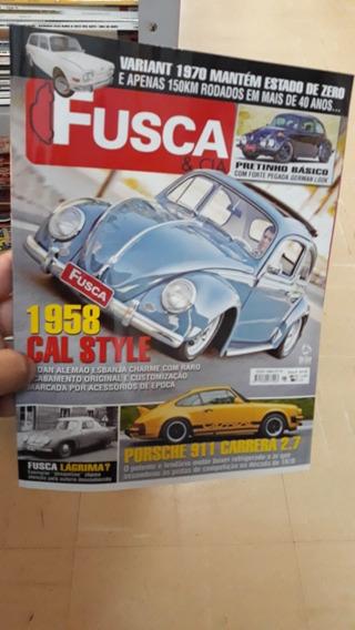 Revista Fusca E Cia N°95 Frete 8.00 Reais