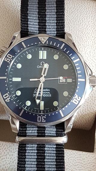 Reloj Omega Seamaster Diver Jumbo Quartz