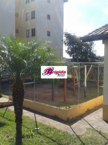 Imagem 1 de 14 de Ótimo Apartamento Térreo, Caieiras! - Ap0026