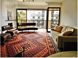 Cobertura Duplex Com 4 Dormitórios À Venda, 312 M² Por R$ 2.808.000 - Sumaré - São Paulo/sp - Co0061