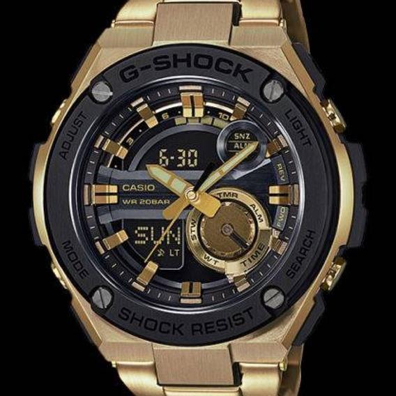 Relógio Casio G-shock Gst-210 G-d1a