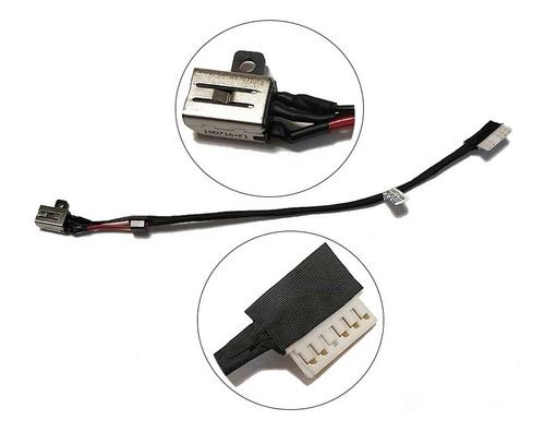 Imagen 1 de 3 de Power Jack Dell Inspiron 15 5565 5567 P66f Dc30100yn00