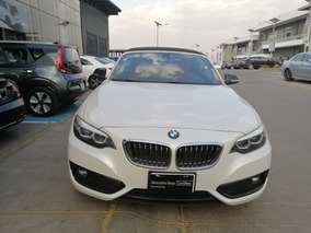 Bmw Serie 2 2.0 220ia Convertible Sport Line At 2019