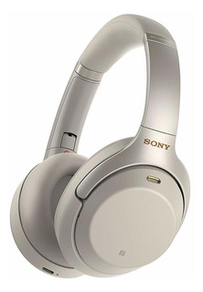 Auriculares inalámbricos Sony WH-1000XM3 silver