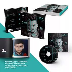 Box - Luan Santana 10 Anos * Frete Grátis*