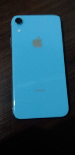 Celular iPhone 64g Cor Azul