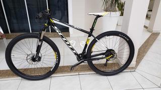 Bike Scott Scale 900 Team Carbono Aro 29 Tam L Com 1500km