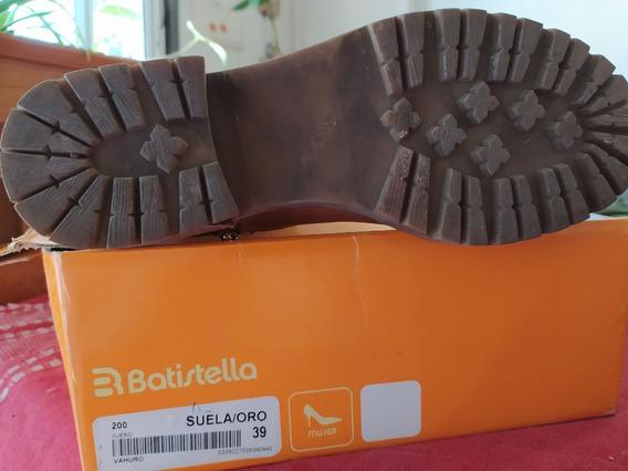 Botas De Cuero Batistella