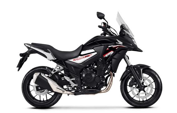 Moto Honda Cb500x 19/19 Zero Pta Entrega 3 Anos Garantia
