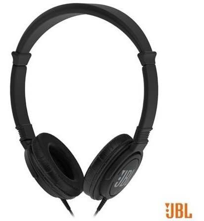 Fone De Ouvido Original Jbl C300 Si Headphone On-ear Preto
