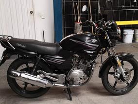 Moto Yamaha Libero Ybr125 Modelo 2015