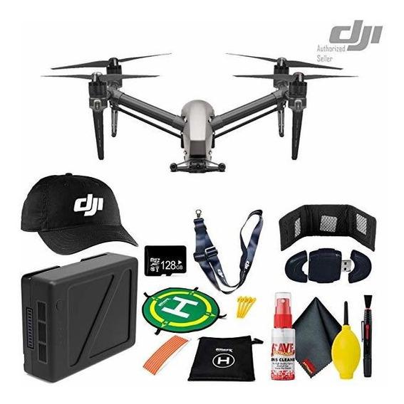 Camara Dji Inspire 2 Quadcopter Tb50 Flight Bateria Dji Ca ®