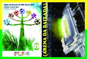 Kit 30 Postais Arena Da Baixada