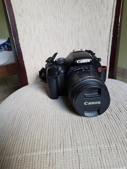 Câmera Fotográfica Canon Rebel T3