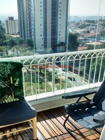 Apartamento Para Venda No Jaguaré - Ap09468 - 2244892
