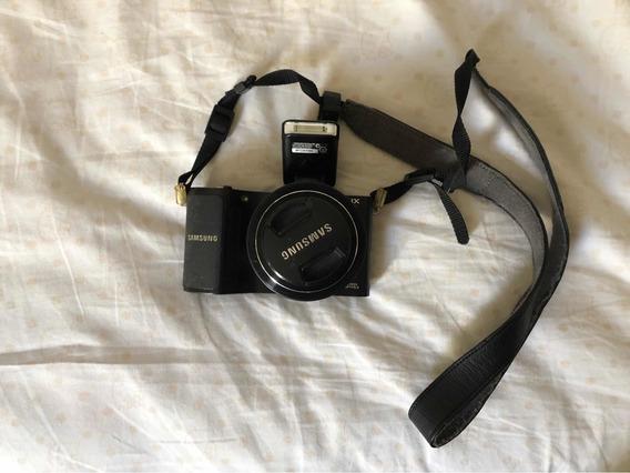 Câmera Samsung Nx200