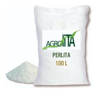 Perlita Agrolita 1 Saco De 100 Litros
