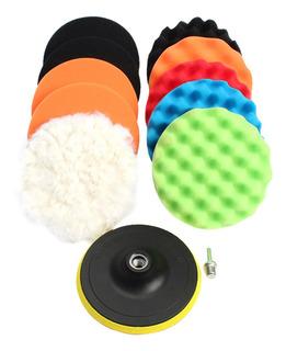 Kit De Esponjas De Pulido Para Coche Sponge Polishing Pad