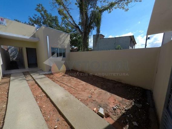 Casa Com 2 Dormitórios À Venda, 60 M² Por R$ 180.000,00 - Golfinho - Caraguatatuba/sp - Ca0354