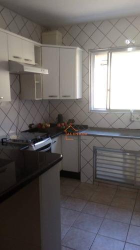 Sobrado Com 3 Dormitórios À Venda Por R$ 375.000,00 - Itaquera - São Paulo/sp - So0156