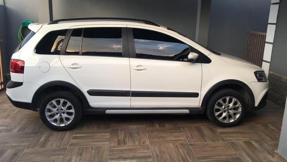 Volkswagen Space Cross 1.6 2013 Branca Completa
