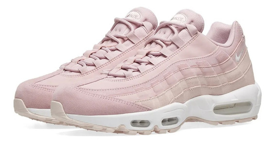 Tênis Nike Air Max 95 Plum Chalk