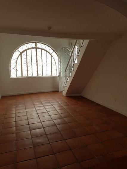 Rento Casa En Condominio Privado, Colonia Napoles