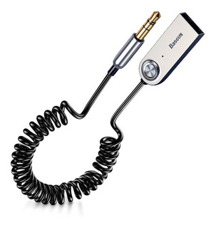 Receptor Transmissor Áudio Bluetooth Sem Fio Saída P2 Baseus