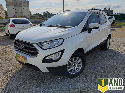 Ford Ecosport Se 1.5 12v