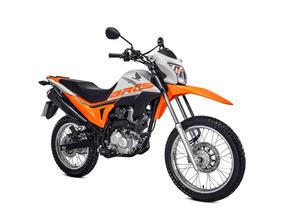 Honda Nxr 160 Bros Esdd Br-moto Parnamirim Rn