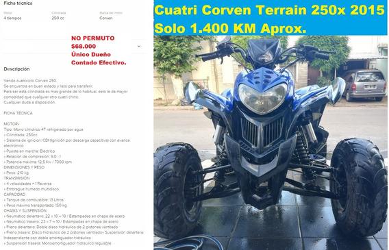 Corven Terrain 250x 2015