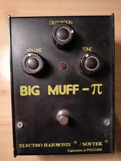 Electro Harmonix Big Muff Russian (sovtek)