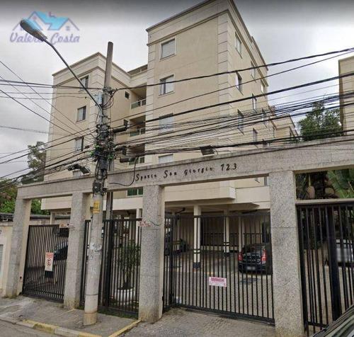 Imagem 1 de 22 de Apartamento À Venda, 62 M² Por R$ 280.000,00 - Morumbi - São Paulo/sp - Ap1559