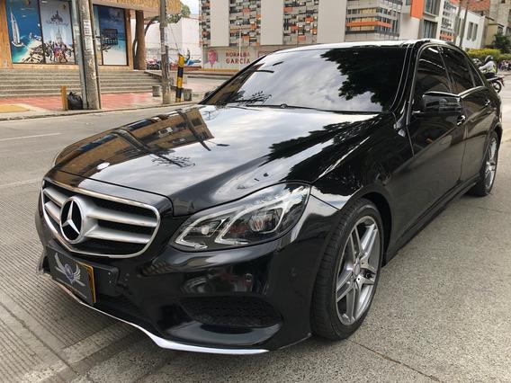 Mercedes-benz Clase E E 250 Amg 2014