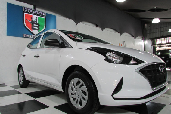 Hyundai Hb20 2020 0km Sense Pronta Entrega
