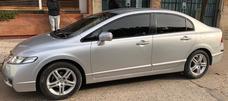 Impecable Honda Civic 1.8 Exs At. Unica Mano. Vende Dueño