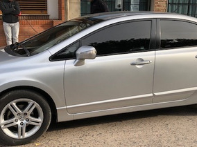 Impecable Honda Civic 1.8 Exs At. Unica Mano. Vende Dueño