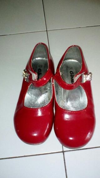 Zapatos Patentes Gimbo Niña