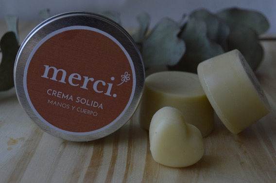 Souvenirs Cremas Solidas Para Manos