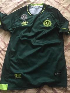 Camisa Chapecoense Patch Luto