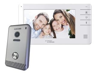 Videoportero Monitor A Color 7 Manos Libres Syscom By Kocom