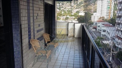 Imagem 1 de 15 de Apartamento 4 Quartos 2 Vagas - 4044