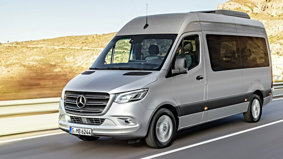 Mercedes Benz Sprinter Limited Break 2020