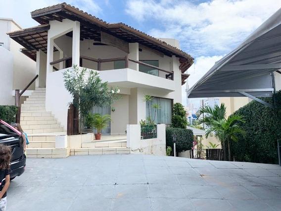 Casa Em Condomínio 4 Quartos Sendo 2 Suítes 195m2 - Bru773 - 34459597