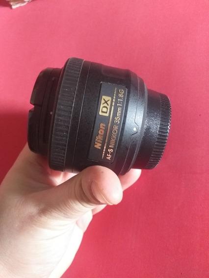 Lente Nikon 35mm