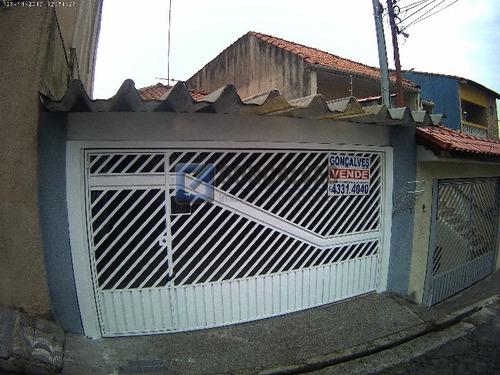 Imagem 1 de 15 de Venda Casa Santo Andre Vila Tibirica Ref: 142126 - 1033-1-142126