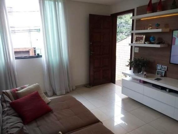 Casa Geminada Com 3 Quartos Para Comprar No Castelo Em Belo Horizonte/mg - 47899